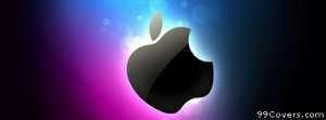 apple logo Facebook Cover Photo