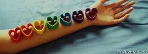 arm hearts Facebook Cover Photo