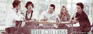 twilight The Cullens Facebook Cover Photo