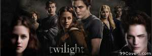 Twilight  movie Facebook Cover Photo
