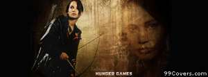Hunger Games Katness Facebook Cover Photo