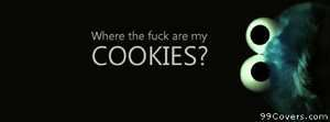 cookie monster Facebook Cover Photo