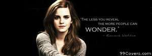 emma watson Facebook Cover Photo