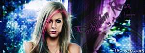 avril lavigne Facebook Cover Photo