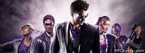 Saints Row The Third Facebook Cover Photo