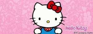 hello kitty Facebook Cover Photo