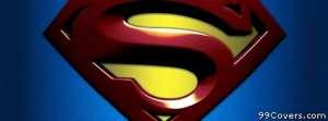 Superman Returns Facebook Cover Photo
