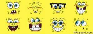 spongebob Facebook Cover Photo
