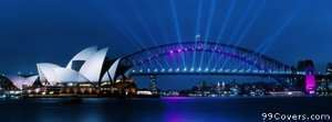 sydney australia Facebook Cover Photo