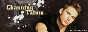 Channing Tatum 9 Facebook Cover Photo