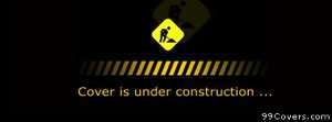 under construction Facebook Cover Photo