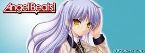 angel beats Facebook Cover