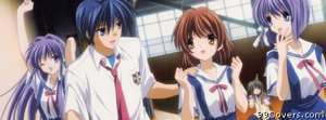 clannad after story Facebook Cover Photo