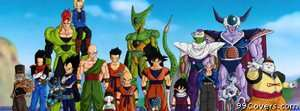 dragon ball z Facebook Cover Photo
