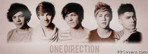 One Direction 3 Facebook Cover Photo