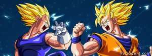 dragon ball z kai Facebook Cover Photo