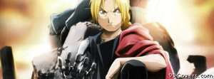 fullmetal alchemist brotherhood Facebook Cover