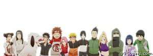 naruto Facebook Cover Photo