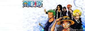 one piece Facebook Cover