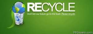 recycling Facebook Cover Photo