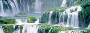 detian ban gioc falls 2 Facebook Cover Photo