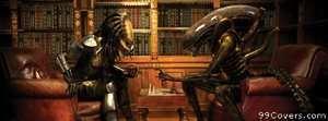 predator alien chess Facebook Cover Photo