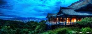 kiyomizu dera Facebook Cover Photo