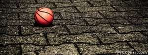 lone basketball Facebook Cover Photo