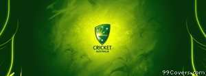 cricket australia logo Facebook Cover