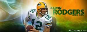 aaron rodgers green bay packers Facebook Cover