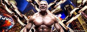 Brock Lesnar Facebook Cover Photo