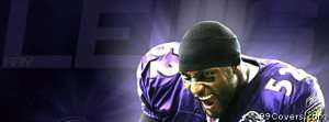 lewis ray baltimore ravens Facebook Cover Photo