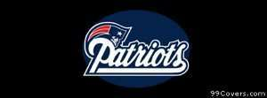 new england patriots logo Facebook Cover Photo