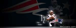tom brady new england patriots Facebook Cover