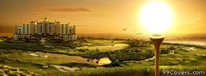 sun golf Facebook Cover Photo