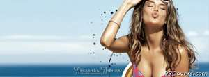 alessandra ambrosio Facebook Cover Photo