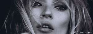 kate moss Facebook Cover Photo