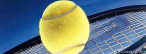 ball racquet Facebook Cover Photo