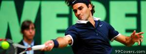rodger federer Facebook Cover