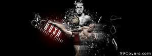 georges st pierre Facebook Cover Photo
