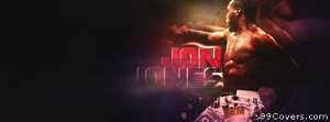 jon jones Facebook Cover Photo