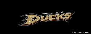 anaheim ducks Facebook Cover Photo