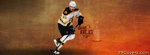 boston bruins david krejci Facebook Cover Photo
