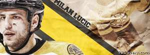 boston bruins milan lucic Facebook Cover Photo