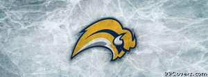 buffalo sabres ice logo Facebook Cover Photo