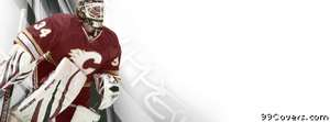 calgary flame mikka kiprusoff Facebook Cover Photo