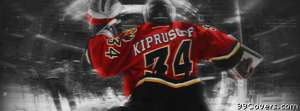 calgary flames mikka kiprusoff Facebook Cover Photo