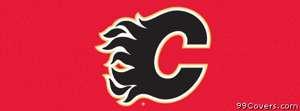 calgary flames Facebook Cover Photo