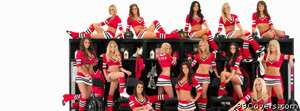 chicago black hawks girls Facebook Cover Photo
