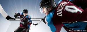 colorado avalanche duchene Facebook Cover Photo